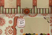 Scrapbooking pages / by Barb Reeter