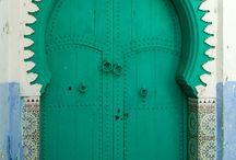 DOORS & GATES / by Mary Lou Dean Brennan