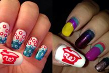 #SensatioNail Walgreens Inspired Nails / by SensatioNail