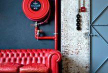 home inspiration / by Saskia van der Meij