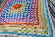 Rainbow crochet / crochet projects in rainbow colours / by Natascha