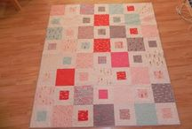 Love these quilts! / by MiChal Hall