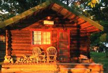 Hunting Cabin / by Stallion Leather