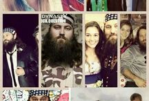 Duck Dynasty  / by Cheyenne Butler
