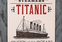 Titanic a night to remember / by Lori Ponce