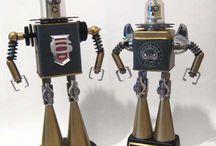 Robots / by Xavier Nadal