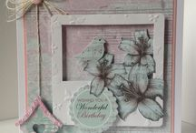 Vintage Boho / by Craftwork Cards