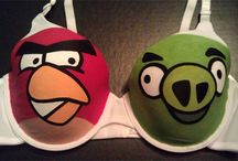 Angry, angry birds! / by Kate McCullough