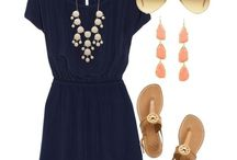 outfits / by Morgan Rittenberger
