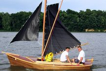 Wooden Boat Plans / by Eddie Mathis