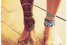 henna tattoo / by Cara Dunham