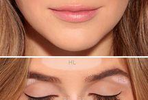make-up / by Priscilla Crane