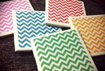 DIY Coasters / by Mandy Naranjo
