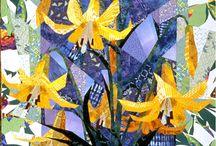 art: pictorial quilts / by Marzena Krzewicka