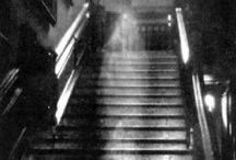 Hauntings / by Beula Withrow