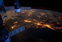 City Lights from Space / by Earth Observatory