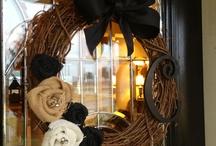 Wreaths / by Lindsay Milson