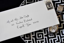 Contemporary Calligraphers / by Catherine McAteer