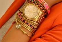Fashion /Bracelets / by Docia Powell
