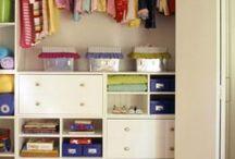 Organizing My Kids / by Erika Funderburk