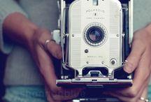 《Vintage Cameras》 / by Talesha Jensen