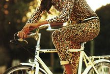 Girls on Bikes / by Black Fashion