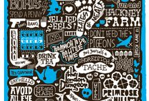 Typography / Una collezione delle migliori immagini caratterizzate dai font. / by robadagrafici .com