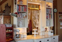 Ideas for the kitchen / by Darilyn Seppala