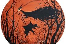 halloween to keep me inspired  / by Terri Kisselburg