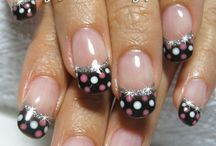nail designs / by Nicole Bunting