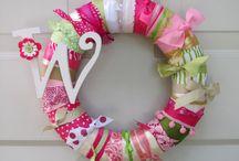 Wreaths.... / by Laura Piotrowski Lancianese