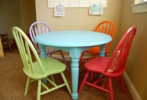 Playroom ideas  / Gonna get that playroom decorated some day... / by Jamie {Scattered Thoughts of a Crafty Mom}