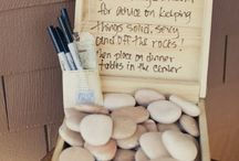 Guest book / by Lindsey Powell