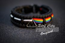 Surf City Paracord / Paracord Bracelets, Paracord Projects, Paracord Christmas ornaments, Christmas, Holidays, Christmas Ornaments, Snowmen, Christmas Gifts, Dark Side of the Moon, Survival Bracelets, 550 Paracord, Paracord Sculptures, Paracord Keychains,  / by Surf City Paracord