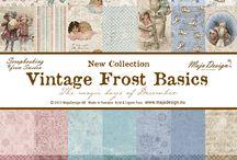 Vintage Frost Basics / by Maja Design