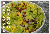 Mango Recipes / by Maura Hernandez