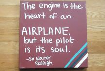Aviation Quotes / by Van Nuys Airport (VNY)