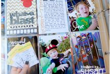 Project Life ideas for Disney vacations / by Ruth Dammann