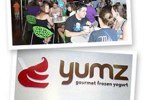 Open your own frozen yogurt store! / by Yumz Gourmet Frozen Yogurt