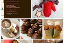 Katie s baking party ideas / by Johanne Thomas