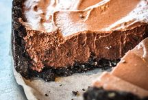 desserts / by Stefanie @ The Petite Soiree