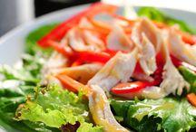 Salad / by Hilary Blanchard