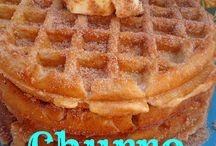 Waffle Recipes / by Kris tippery