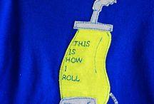 T-shirt fun! / by Amie