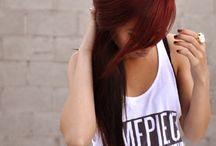 hair hair hair / by Jacquelyn Di Lorenzo