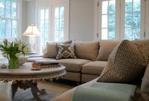 Interior Design | Living Room / by Rachel Duncan