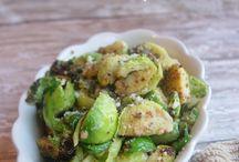 Recipes - Veggies / by Kellie Tatham