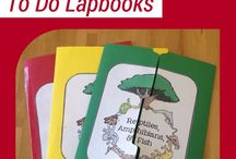 Lapbooking ideas / by Jessica Bellflower