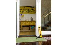entryway ideas / by Tiffany Melius