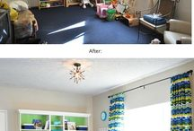 Playroom ideas / by Cassie Heckman